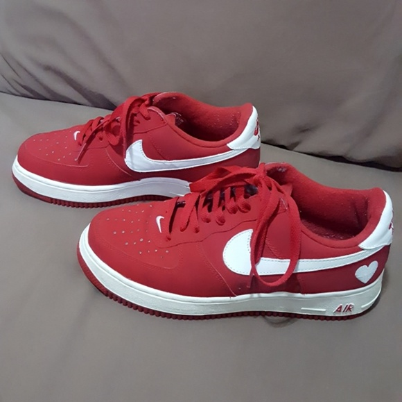 Nike Air Force 1 Valentines Day Edition (W 9.5)